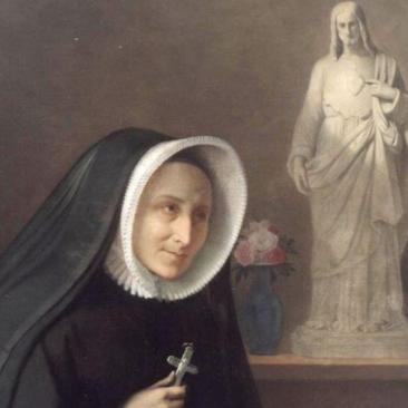 Santa Magdalena Sofia Barat