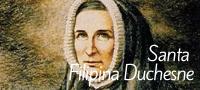 Santa Filipina Duchesne