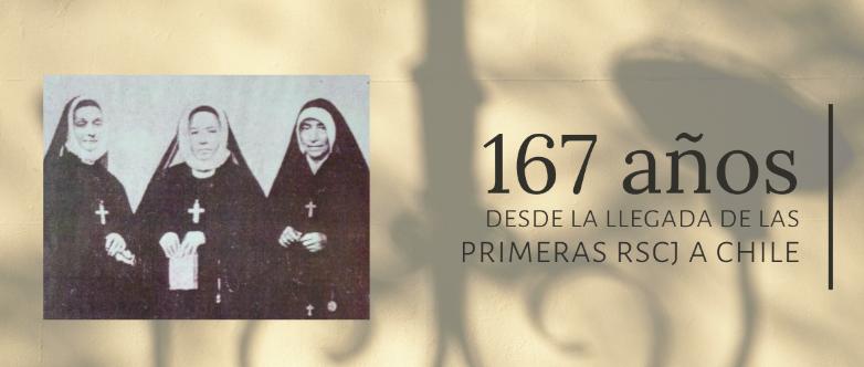 167 años en Chile