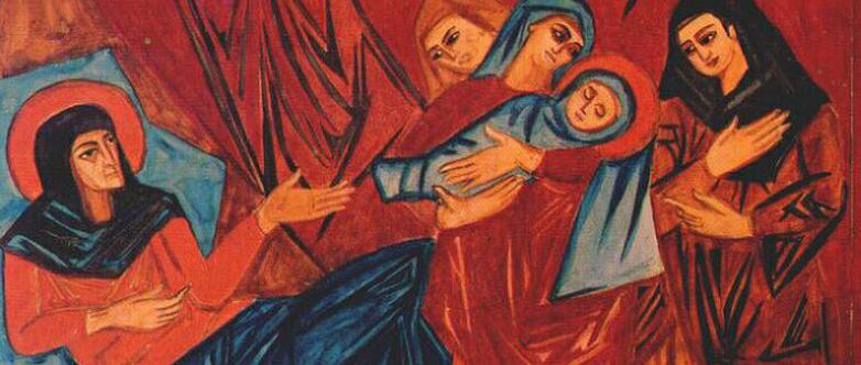 El Evangelio que anunciamos las Mujeres: Lucas 2,1-14