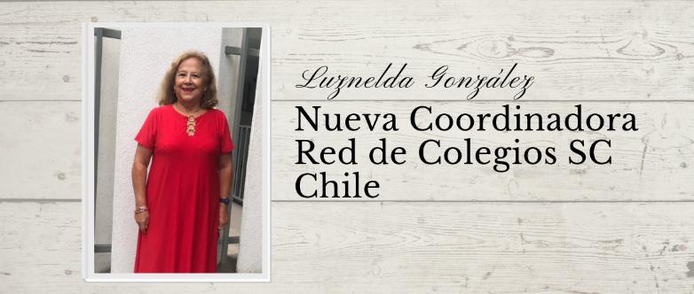 Nueva coordinadora de la Red de Colegios SC